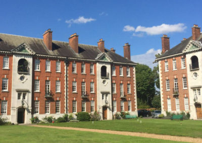 Royal Homes, Wimbledon