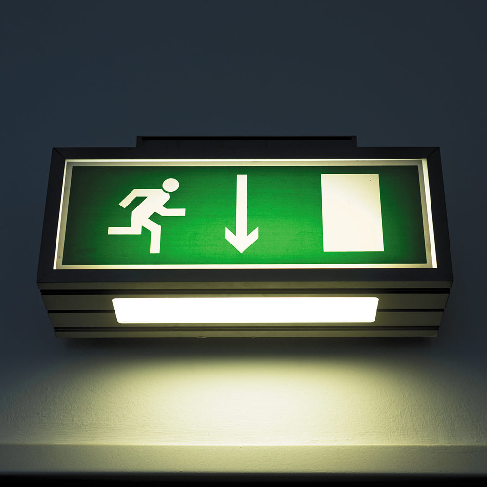 Emergency Lighting Installation 1 – Silver Group