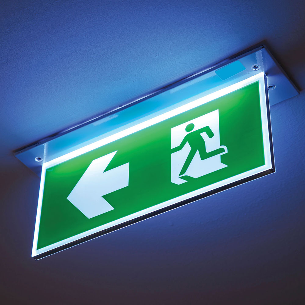 Emergency Lighting 2 – Silver Group