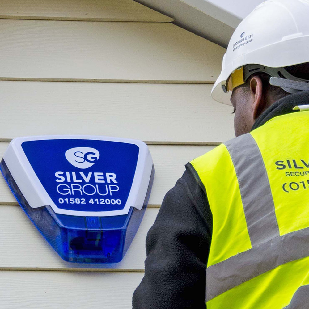 Intruder Alarms 2 – Silver Group