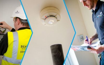 What do I need to know about fire alarm servicing and maintenance?