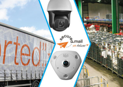 Secured Mail CCTV