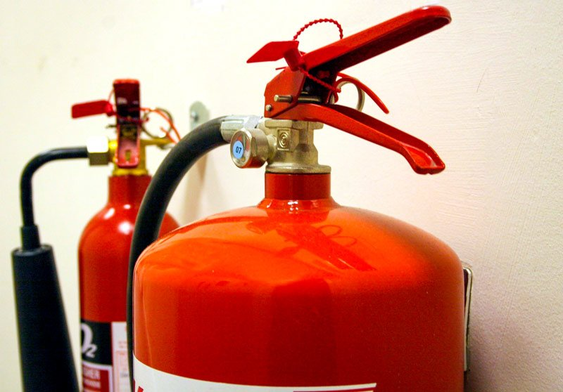 Fire Extinguisher Survey 1 – Silver Group