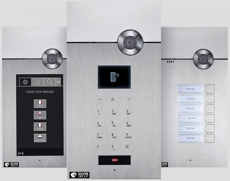 Intercom Systems 1 – Silver Group