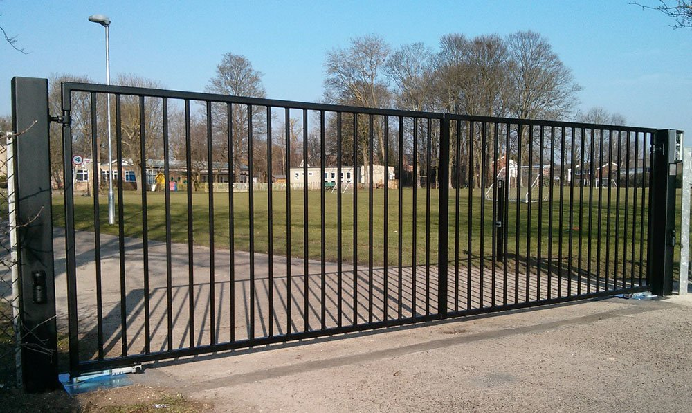 Gates Barriers Turnstyles 1 – Silver Group