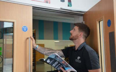 Fire door inspections and maintenance can save lives