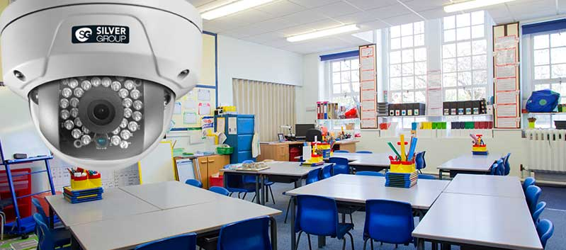 Five reasons why a school CCTV system is worth every penny